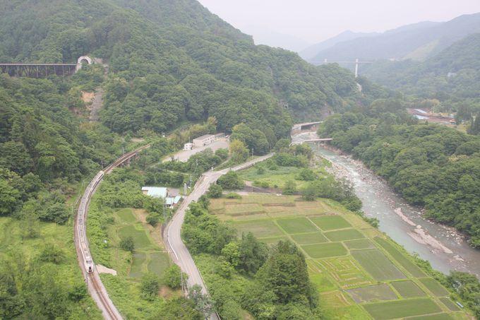 不動大橋からの大絶景!ダム湖に沈む八ッ場の原風景を今のうちに…