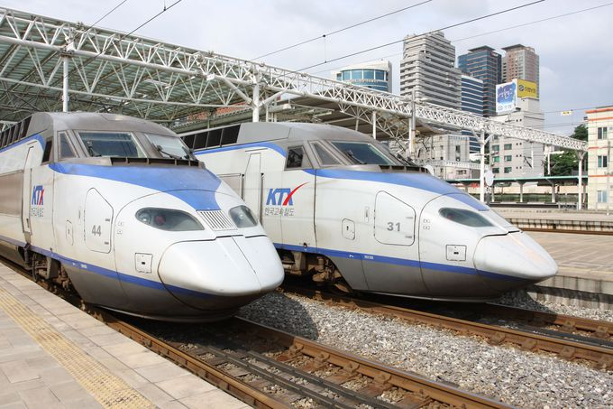入場自由!まずはソウル駅へ行ってみよう!