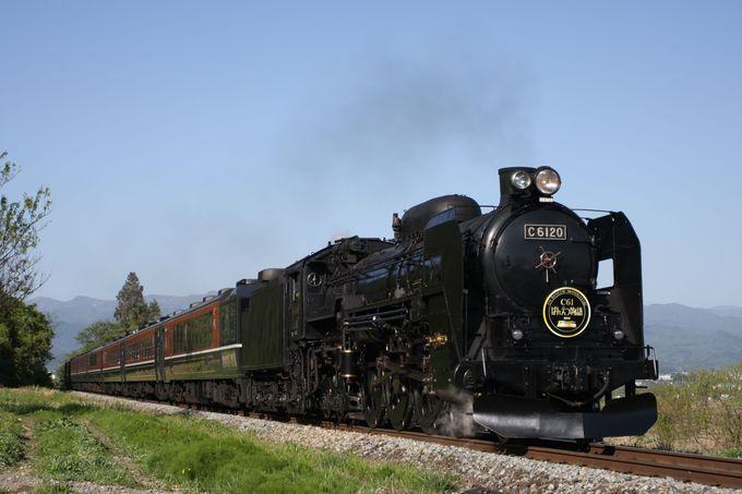 いつかは乗りたい人気列車「SLばんえつ物語号」