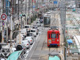 あべの発・路面電車で変わり行く大阪を旅する~阪堺電車上町線乗り撮り歩き|大阪府|トラベルjp<たびねす>
