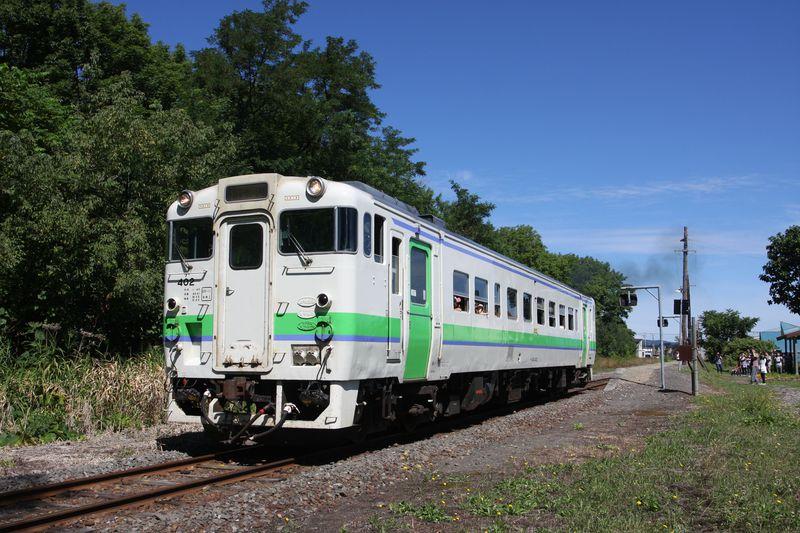 札幌発〜1日1本の秘境列車で終点・新十津川へGO!〜JR札沼線乗り撮り歩き