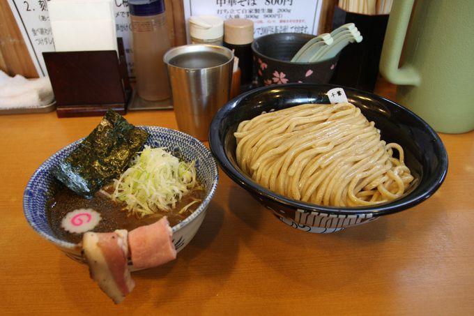 絶品のつけ麺でおなか満腹に〜「中華蕎麦とみ田」は今や観光スポット
