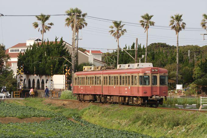 犬吠埼はすぐそこ…犬吠駅は沿線随一の観光スポット