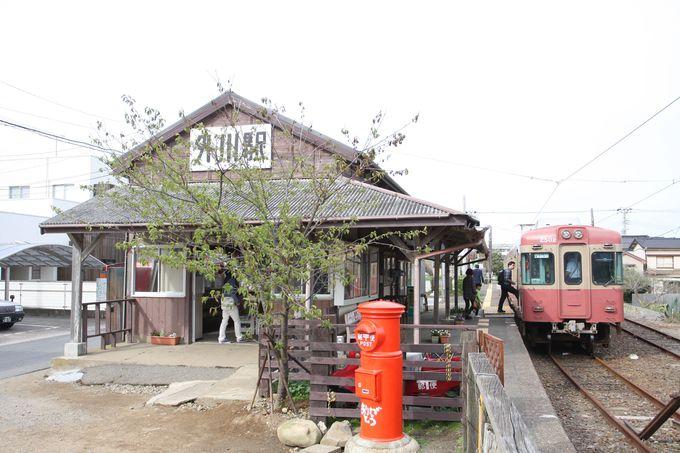 終着駅の風情あふれる…外川駅にも行ってみよう