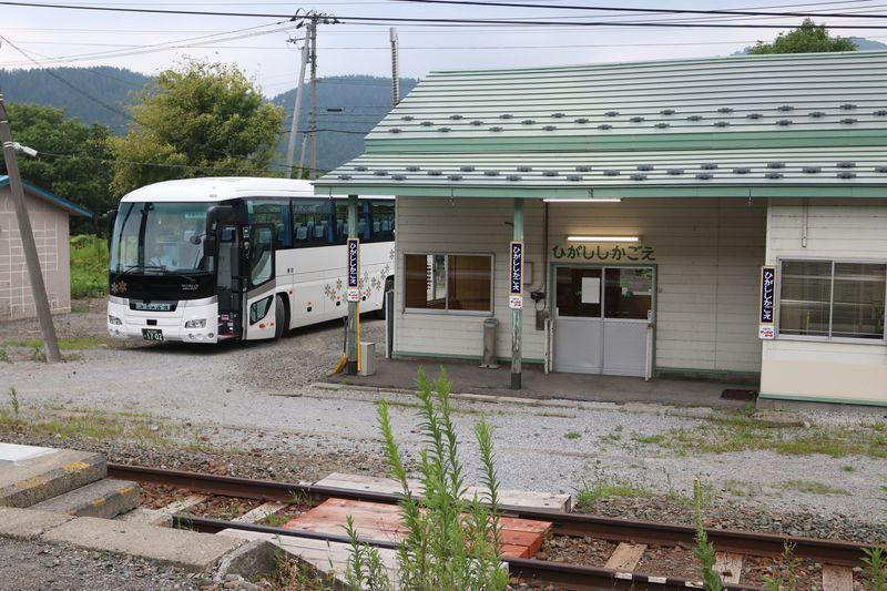 懐かしの峠の車窓〜北海道・狩勝峠を列車代行バスで越えよう