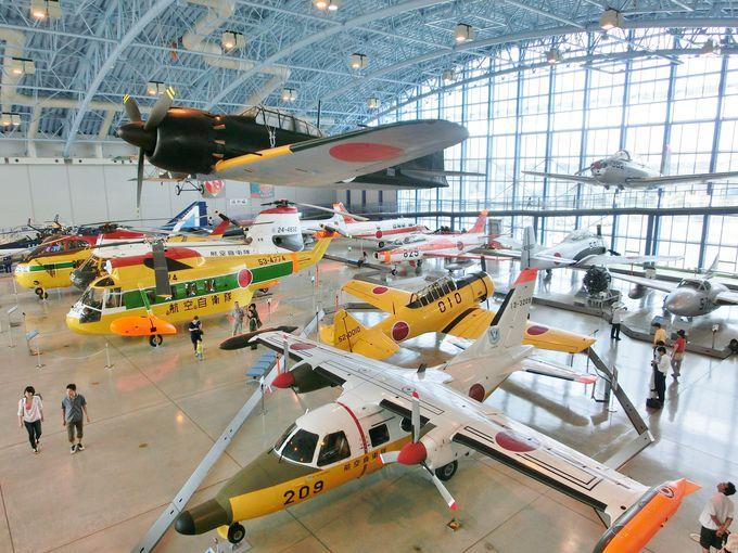 無料で楽しめる!「エアーパーク」は航空自衛隊のテーマパーク