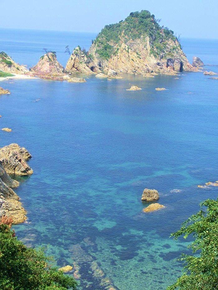 14.浦富海岸(鳥取県)