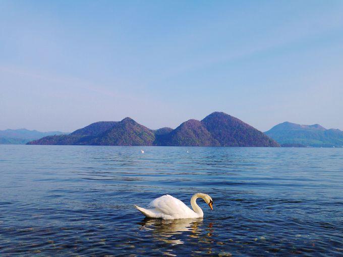 洞爺湖のイメージ