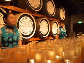 NHK朝ドラ・マッサンが初代工場長!サントリー山崎蒸溜所でウイスキー工場見学|京都府|トラベルjp<たびねす>