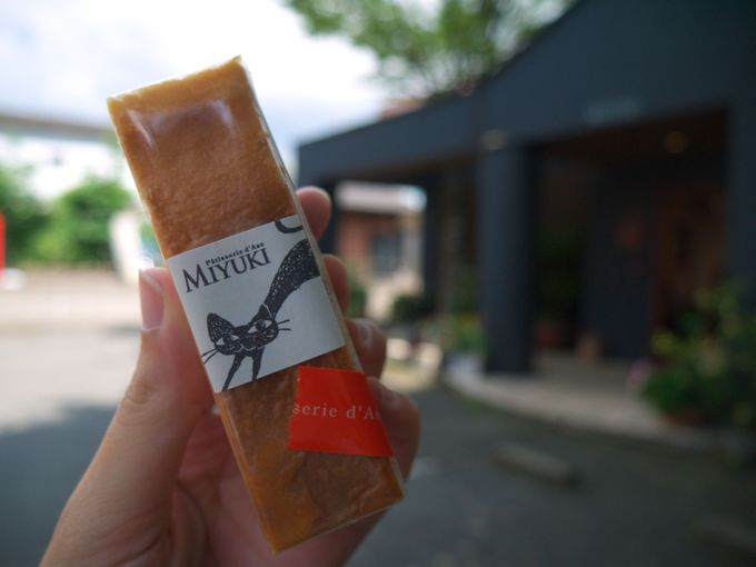 MIYUKIのチーズケーキ