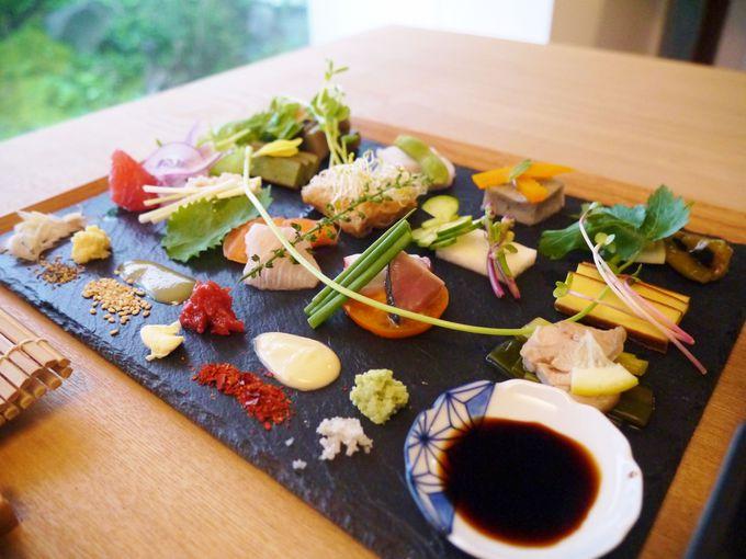 手織り寿司とは?