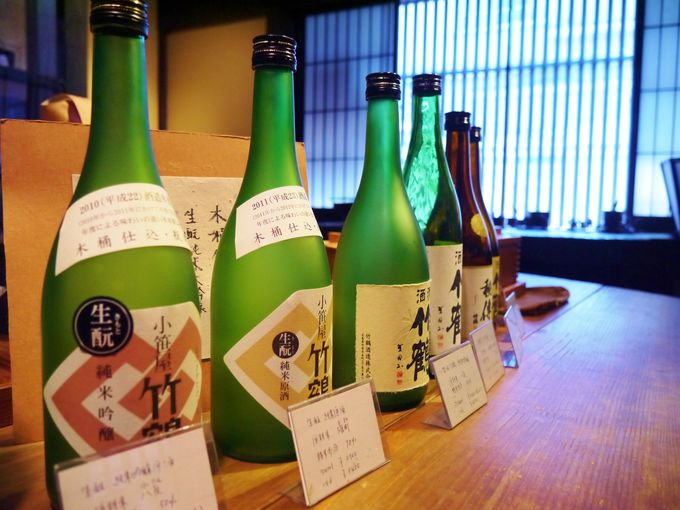 竹鶴のお酒も買えます