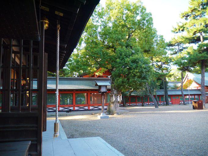 住吉神社の総本宮「住吉大社」は何でもありの庶民の神様