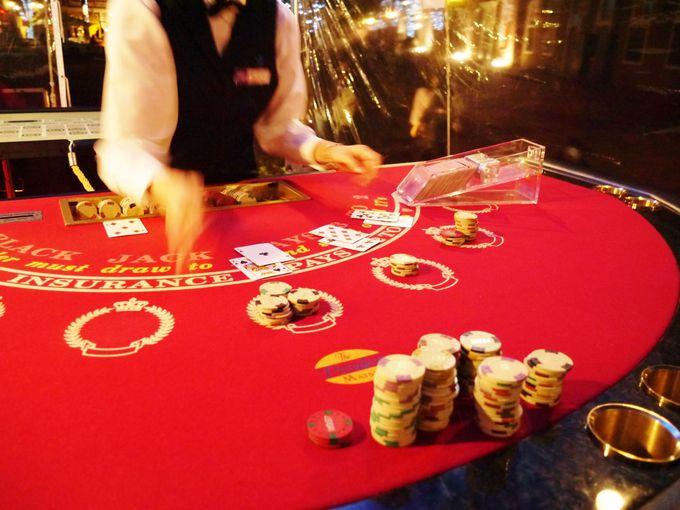 ハウステンボスでカジノ!?