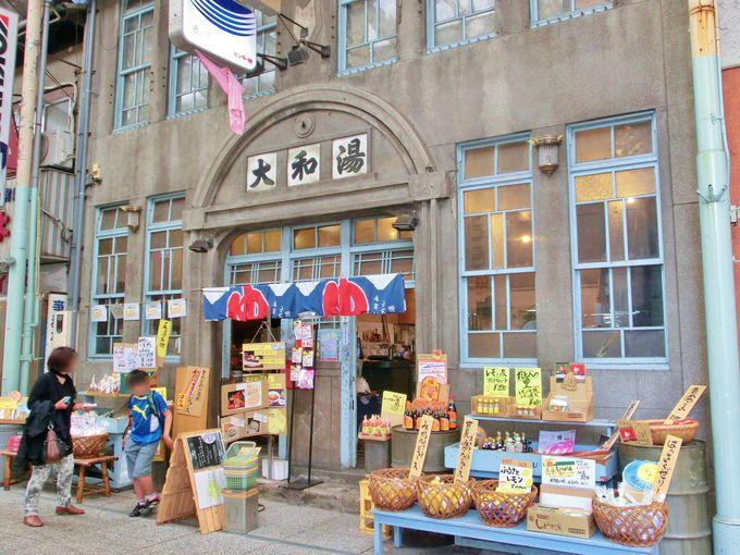 昭和レトロな商店街をぶらり散策「尾道本通り商店街」
