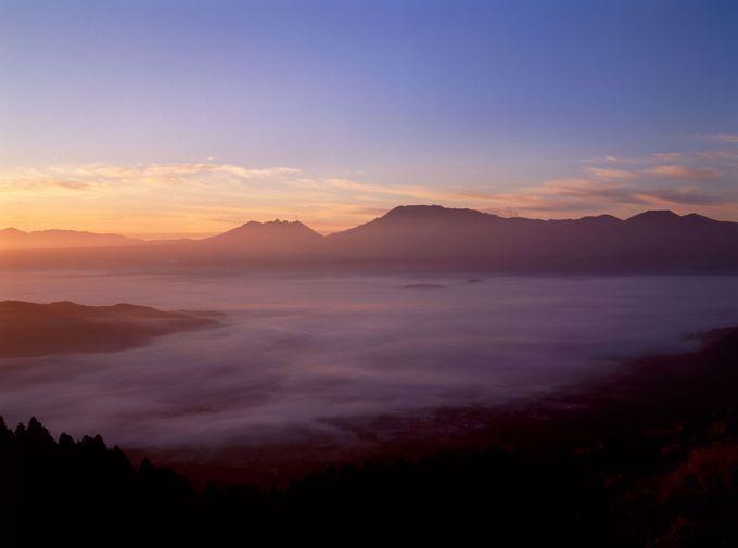 神秘的な雲海が現る!神々しい絶景を独り占めできる熊本観光の穴場「大観峰」