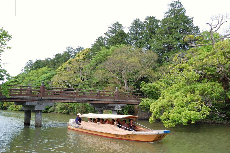 古地図片手に歩きたい!松江城と城下町を「ブラタモリ」気分で散策