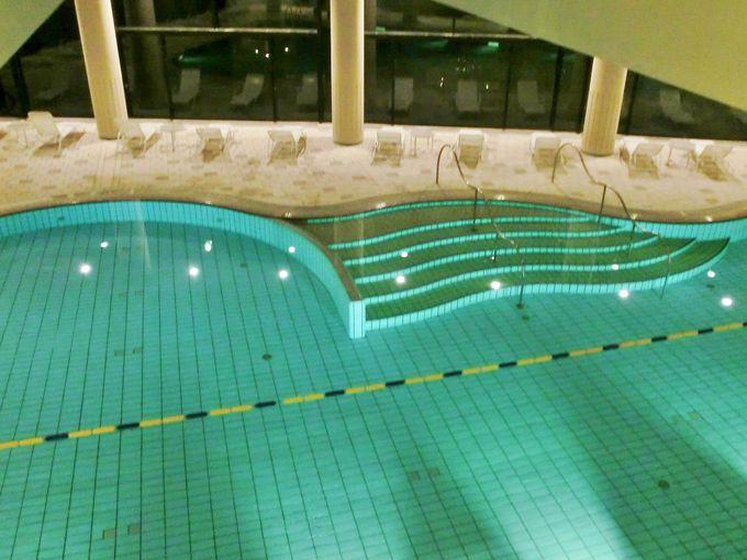 泳がなくてもSPA施設を利用しましょう