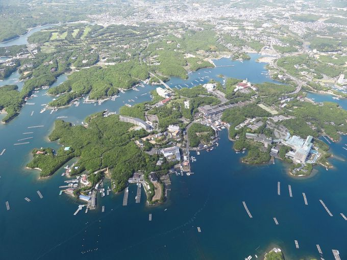 サミット開催地!三重の「賢島」でエスパーニャクルーズ