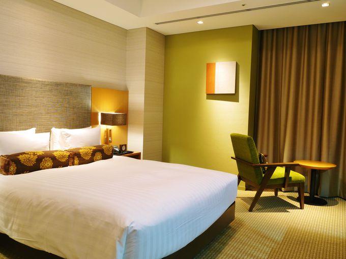 日本平ホテルのお部屋