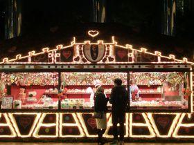 大阪・冬のロマンチックなデートならここ!ドイツ・クリスマスマーケット大阪|大阪府|トラベルjp<たびねす>