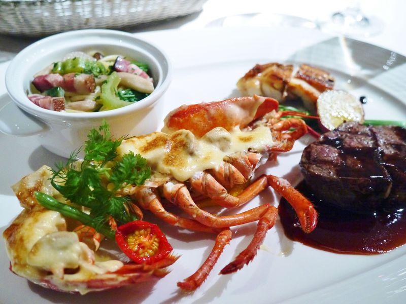 想像以上に贅沢!ホテルニューオータニ博多の贅沢ディナープレート付きプラン
