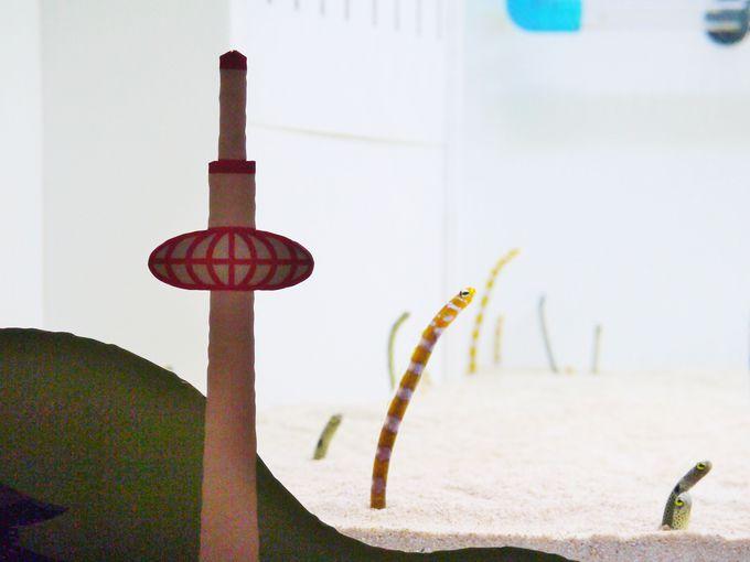京都らしさが満載の京都水族館