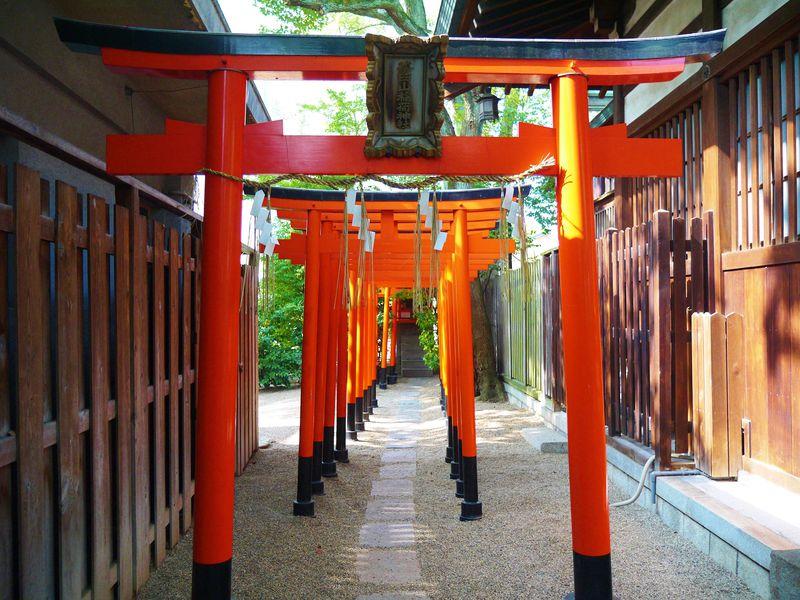 大坂夏の陣・茶臼山!幸村最期の神社と家康を救ったお稲荷さん