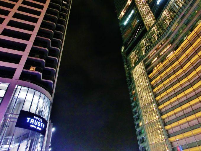 阿倍野(あべの)エリアのバランスの良いホテル