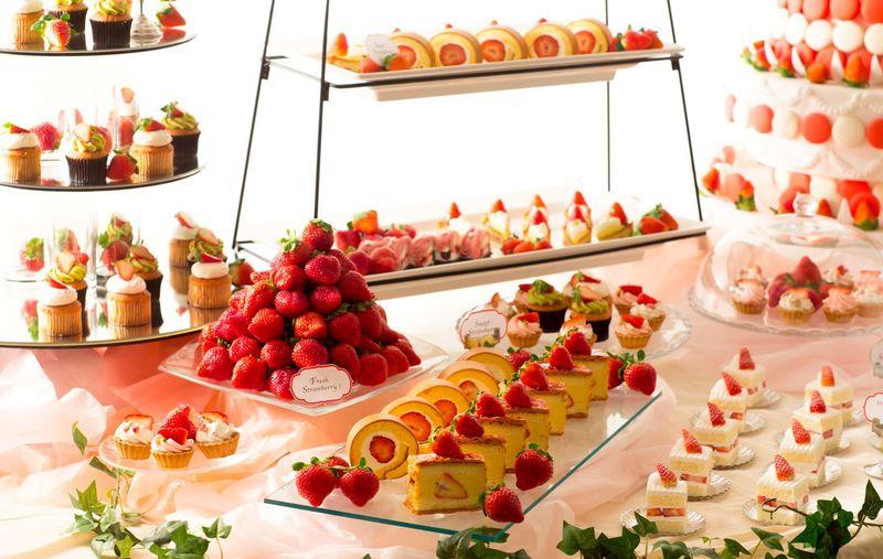 ホテルニューオータニ大阪「ホテルでいちご狩り」開幕!味にうるさい関西人を唸らす人気イベント