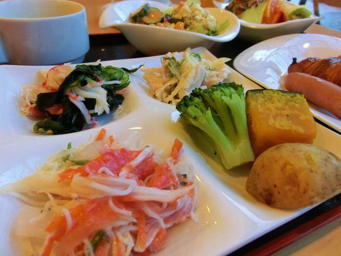 宿泊客は無料で充実した朝食を食べられる「札幌第一ホテル」