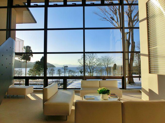 奥琵琶湖の別邸