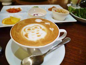 大阪「堂島ホテル」朝食の無料カフェラテは何度オーダーしてもラテアート全力投球!|大阪府|トラベルjp<たびねす>