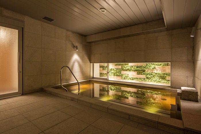 天然温泉「秀吉ゆかりの天下取りの湯」