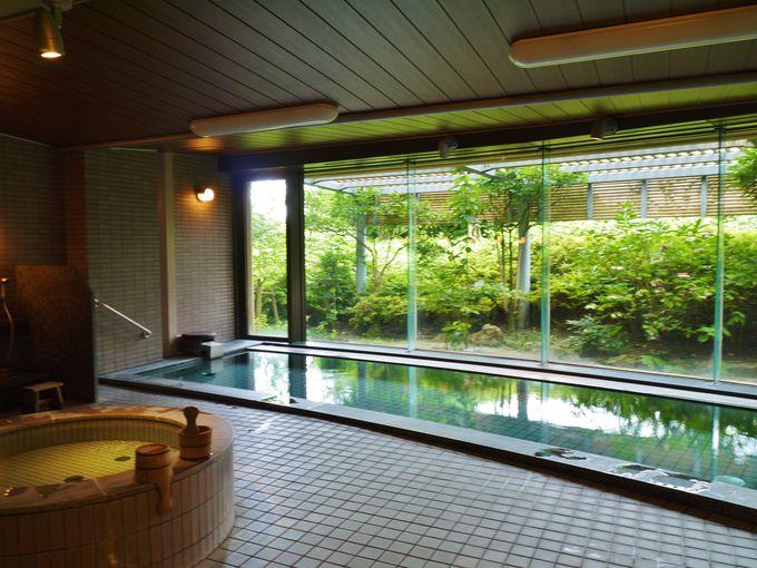 「アゴーラ福岡山の上ホテル&スパ」スパフロアの楽しみ方