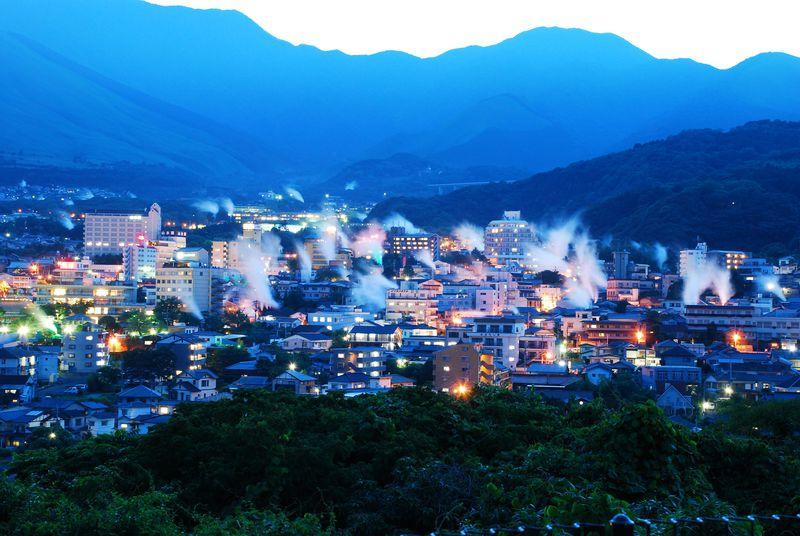 九州ふっこう割で行きたい大分・湯けむりの町「別府・鉄輪」の基本のガイド