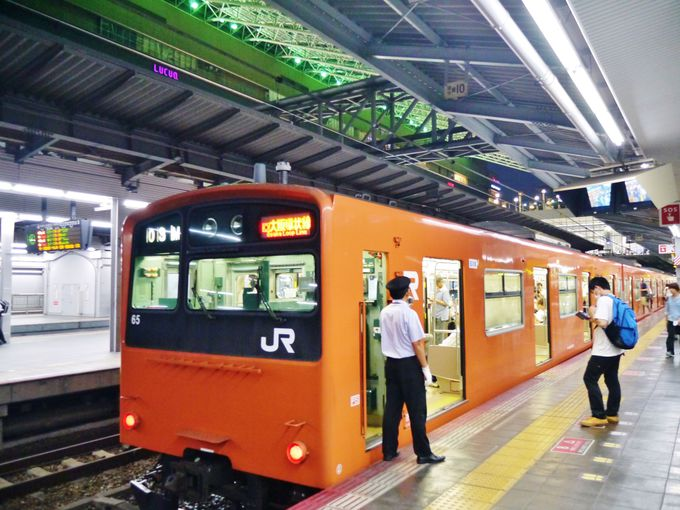 8.大阪環状線の発車メロディ