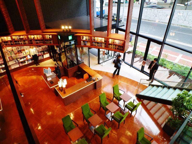 関西大学梅田キャンパスの中に「ツタヤ ブック ストア」がオープン!誰でも使える嬉しい施設