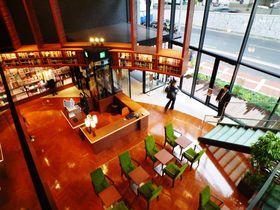 関西大学梅田キャンパスの中に「ツタヤ ブック ストア」がオープン!誰でも使える嬉しい施設|大阪府|トラベルjp<たびねす>