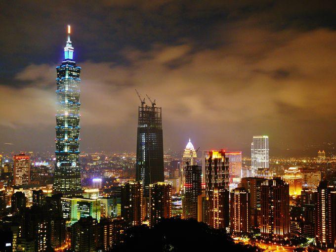台北の夜景を楽しむならココ