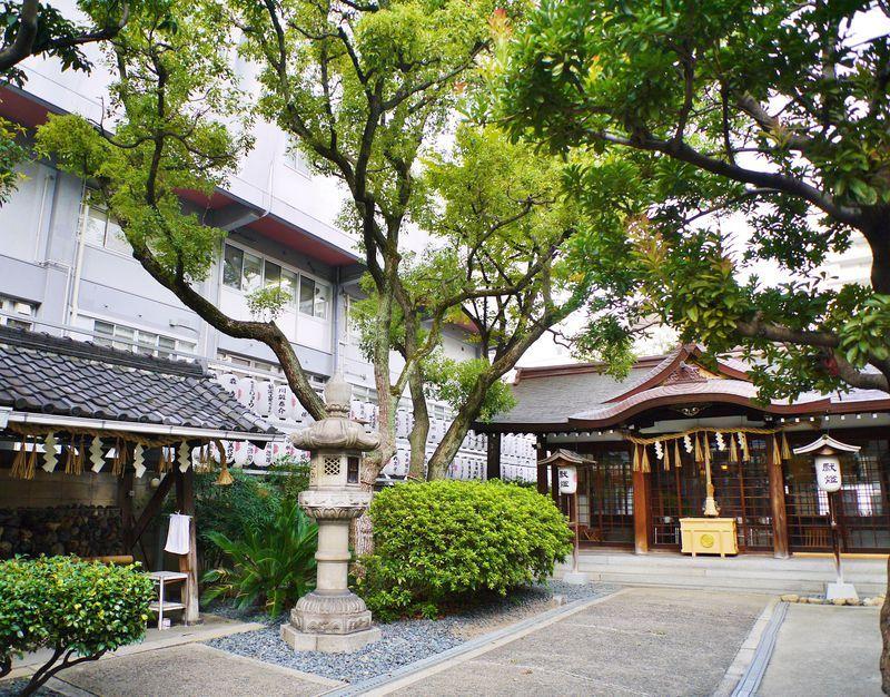 御守り指輪の大阪「サムハラ神社」一年でたった4日間の特別な日とは…
