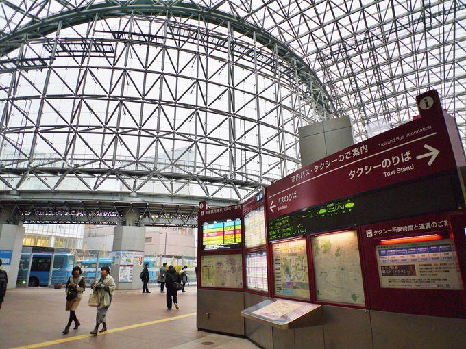 金沢駅東口徒歩2分
