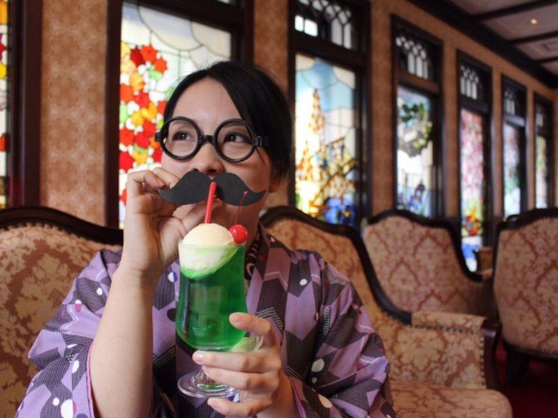 SNS映えするホテル「金沢白鳥路 ホテル山楽」で大正レトロを撮りまくる女子旅はいかが?