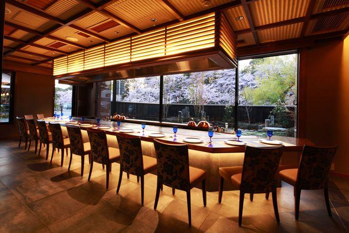 12席だけの特別な空間「近江牛鉄板焼 鳳凰」が誕生
