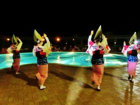 夜はみんなで阿波踊り!「ルネッサンス リゾート ナルト」は三世代旅行にピッタリ|徳島県|トラベルjp<たびねす>
