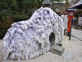 京都「安井金比羅宮」は悪縁切り・良縁結びに効くパワースポット!