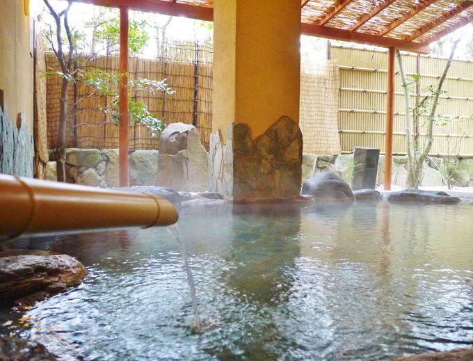山鹿温泉はとろりとした美人の湯