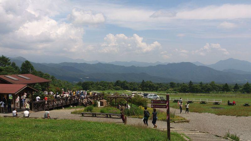 夏休みは家族で自然体験&グルメを満喫!避暑地で涼しく過ごす☆八ヶ岳の麓・清里高原へ