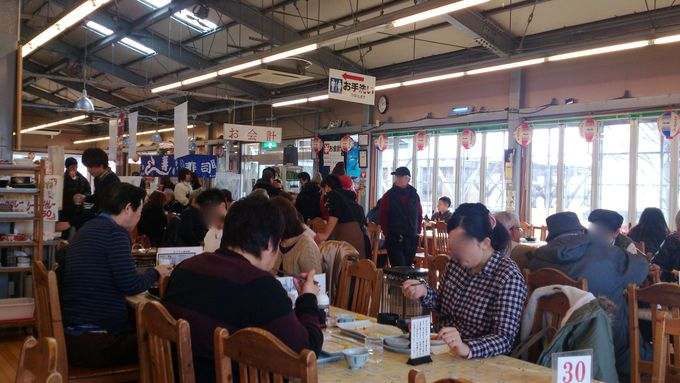 南房総の超人気グルメスポット!漁協直営食堂「ばんや」と、話題の「道の駅保田小学校」