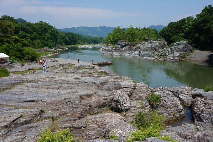 皆でライン下りも楽しめる!秩父の美しい渓谷に癒される「長瀞」(埼玉)